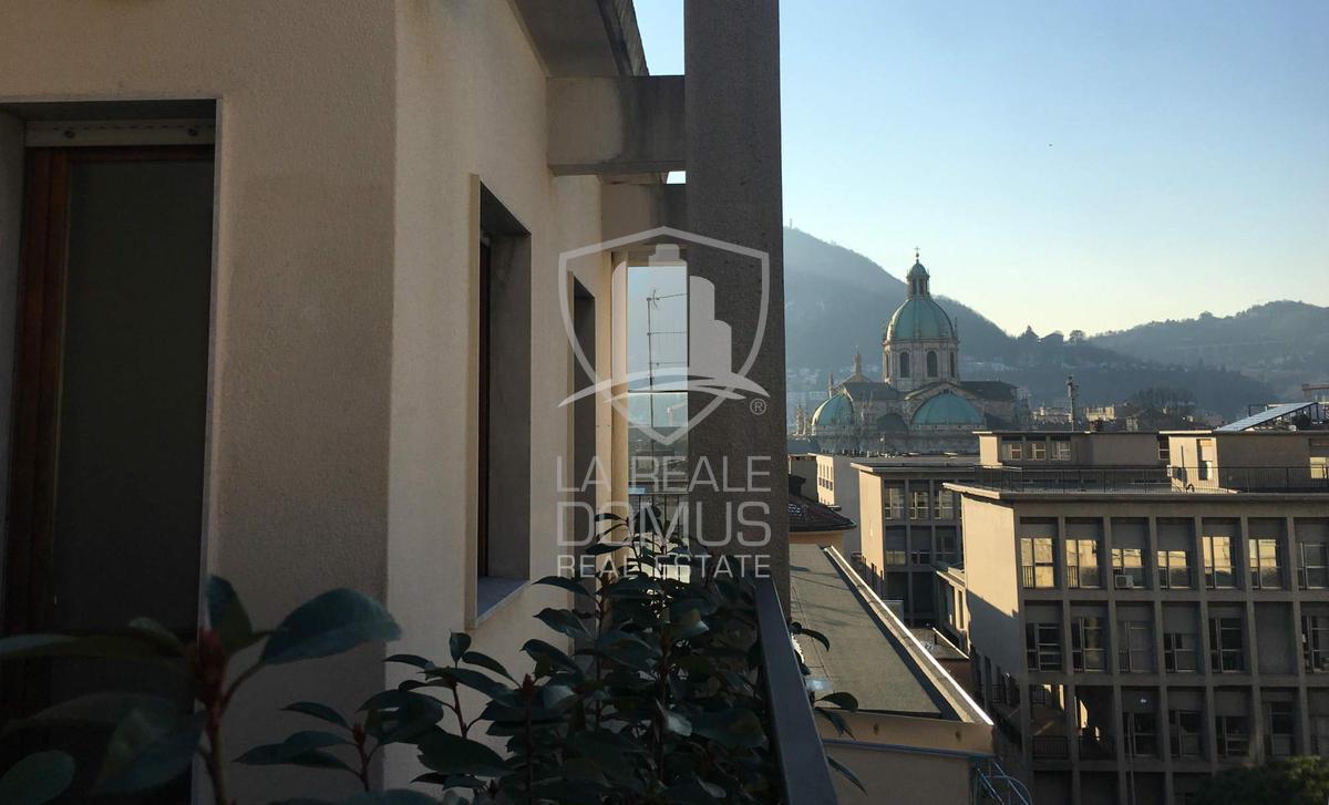 Attico con splendida vista sul Duomo