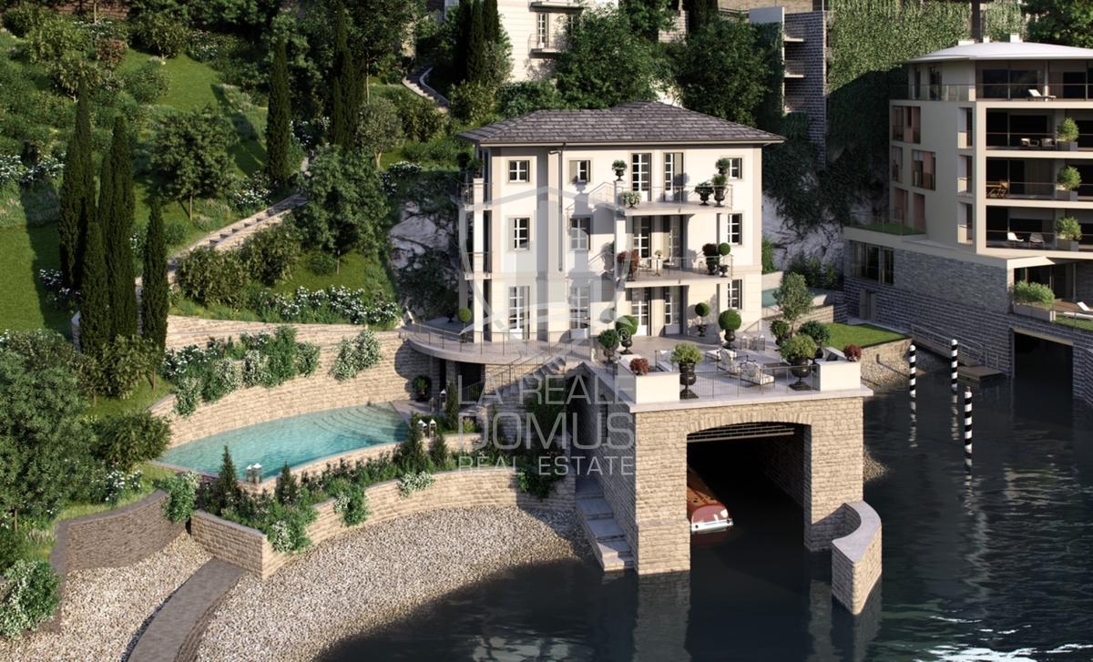 Bellissima villa pied-dans-l'eau