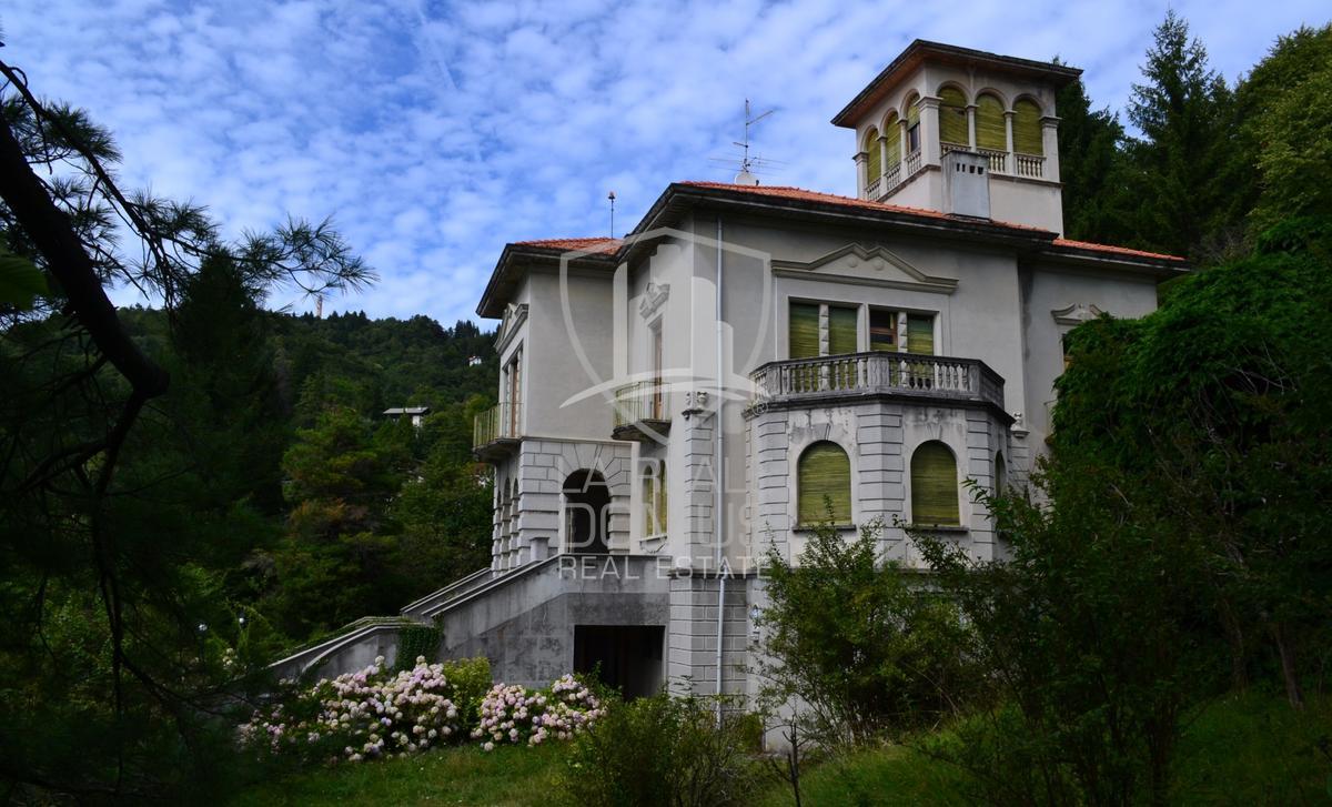 Ville di lusso in vendita for Case gotiche vittoriane in vendita