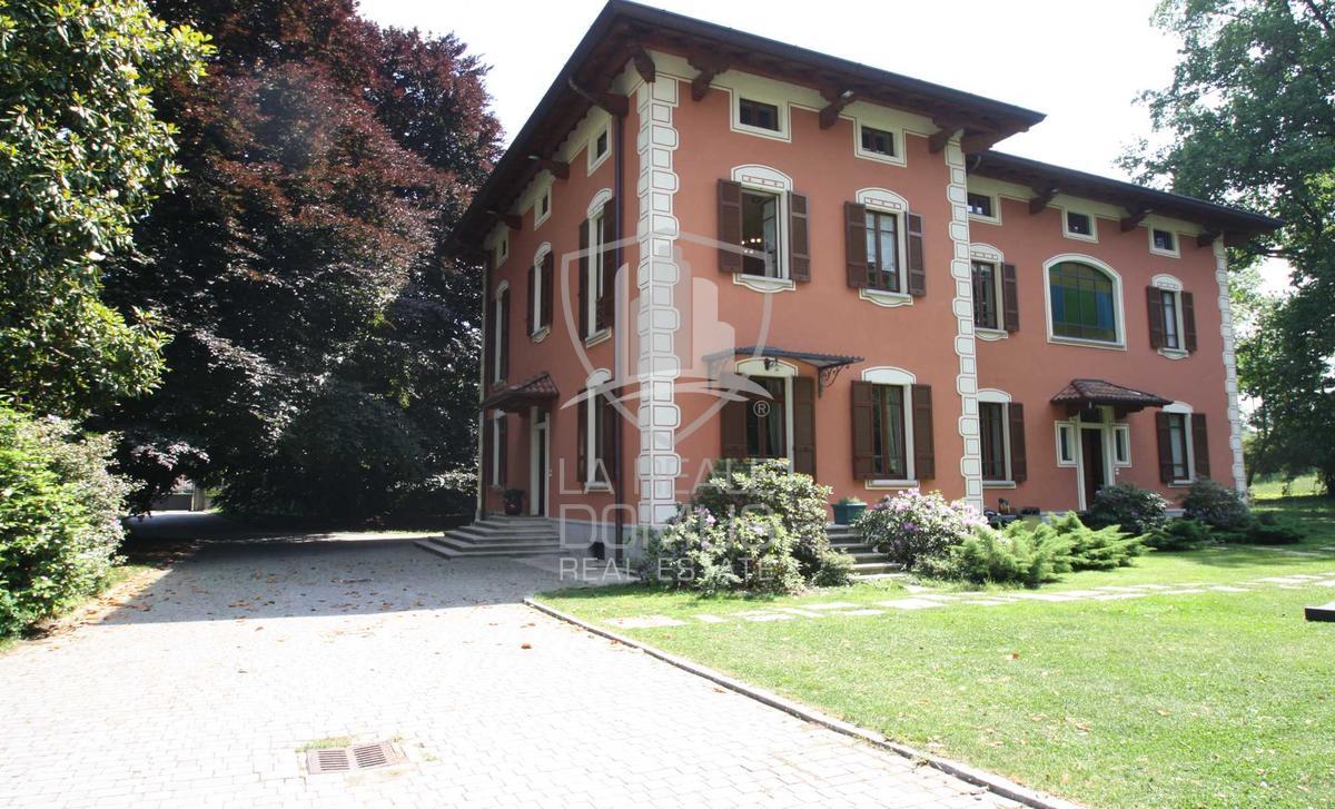 Splendida villa d'epoca