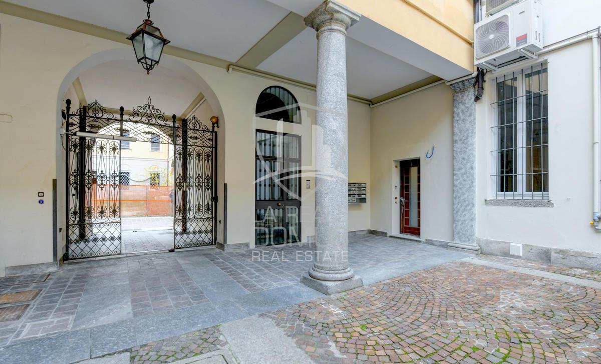 Splendido appartamento in palazzo d'epoca