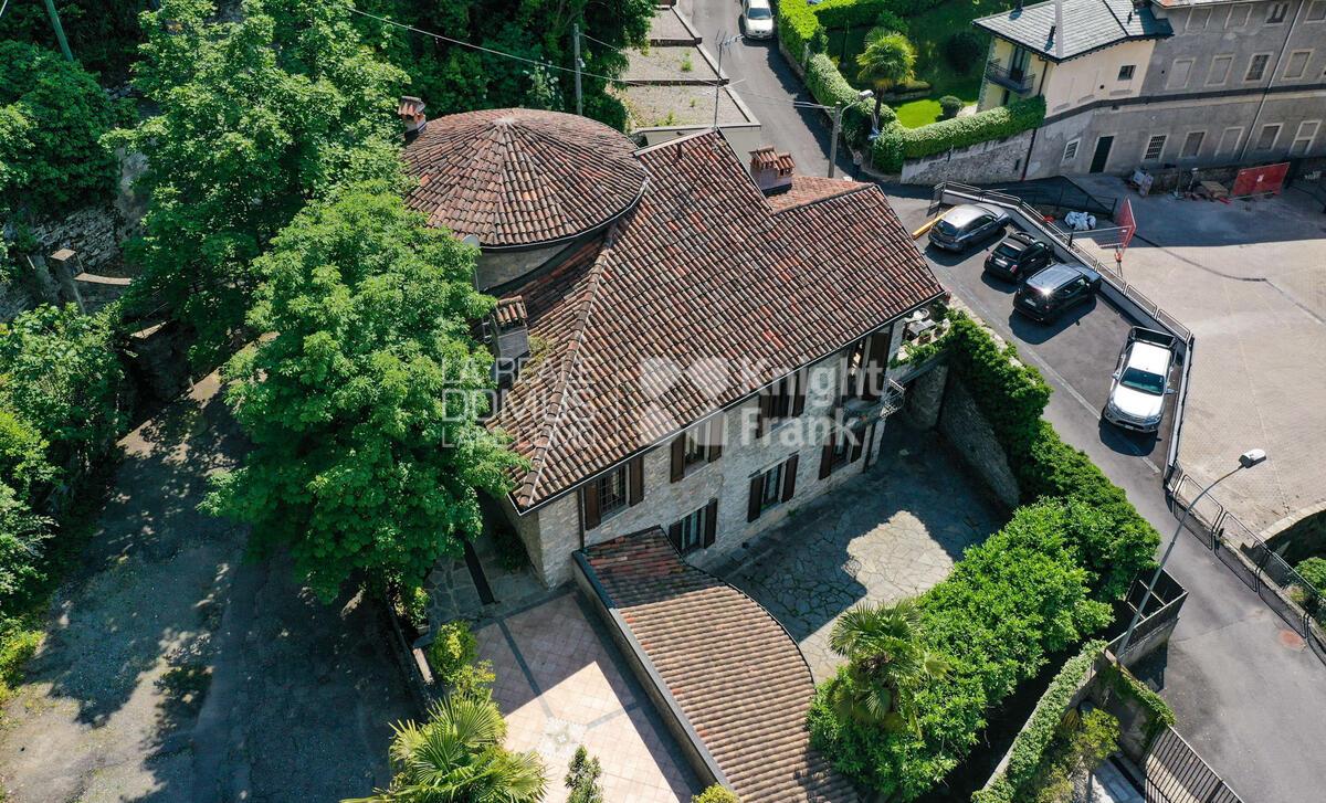 Villa indipendente a Blevio Riva