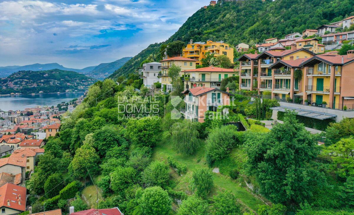 Garzola appartamento con vista