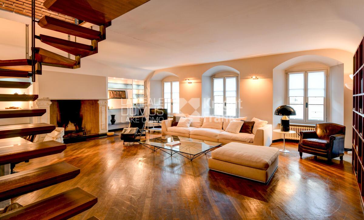 Elegante appartamento nel cuore della città