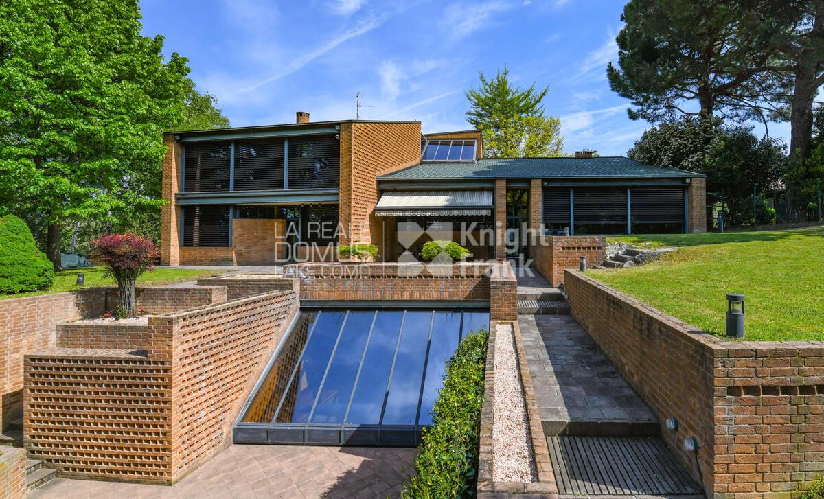 Splendida villa moderna