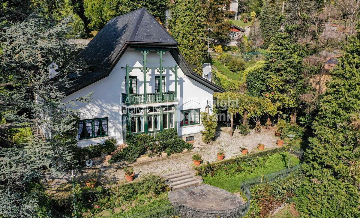 Splendida Villa d'epoca con parco