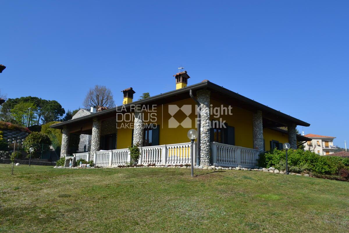 Villa collinare