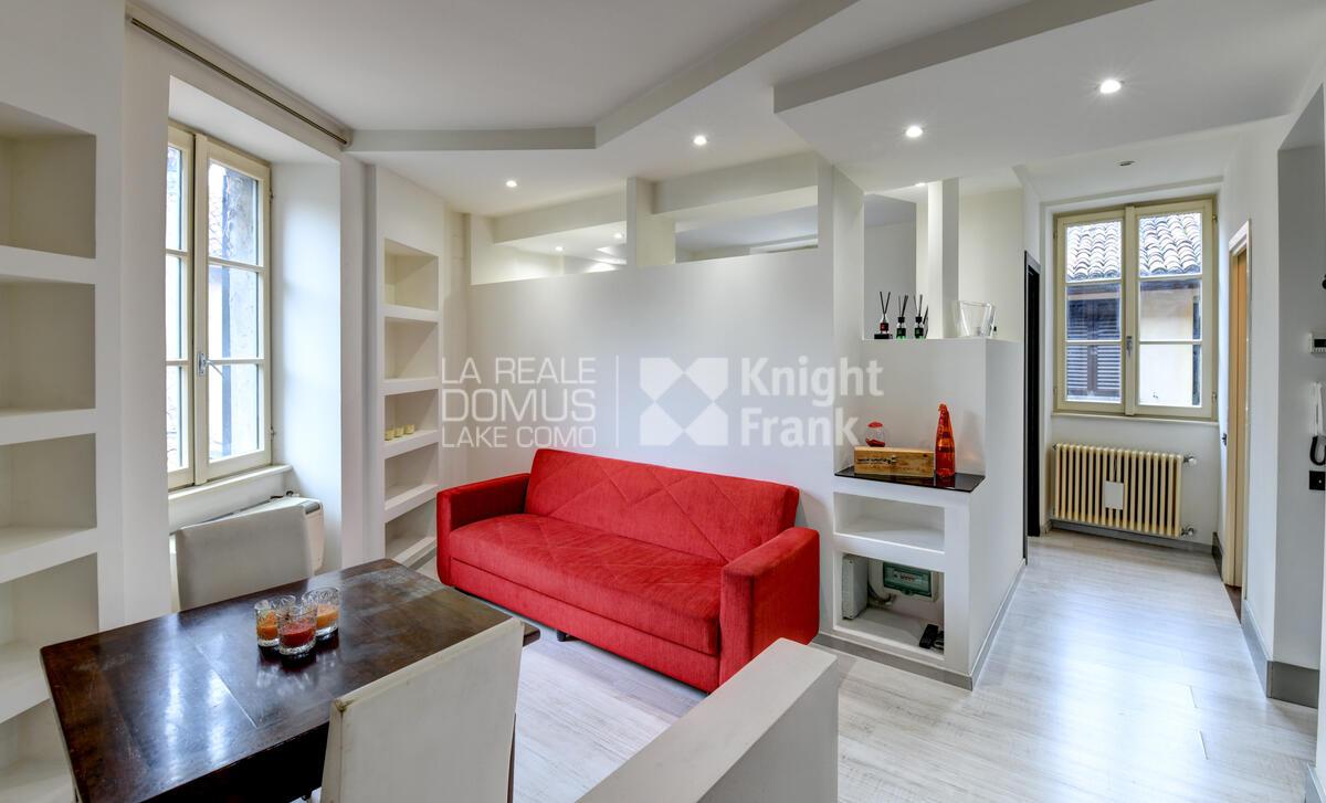 Appartamento in elegante palazzo del centro storico